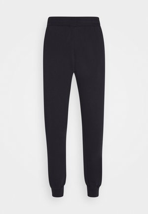 BOX LOGO PANTS - Trainingsbroek - black