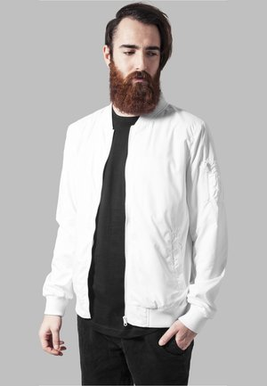 Bomberjacka - white