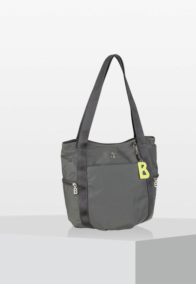 VERBIER  - Tote bag - dark grey