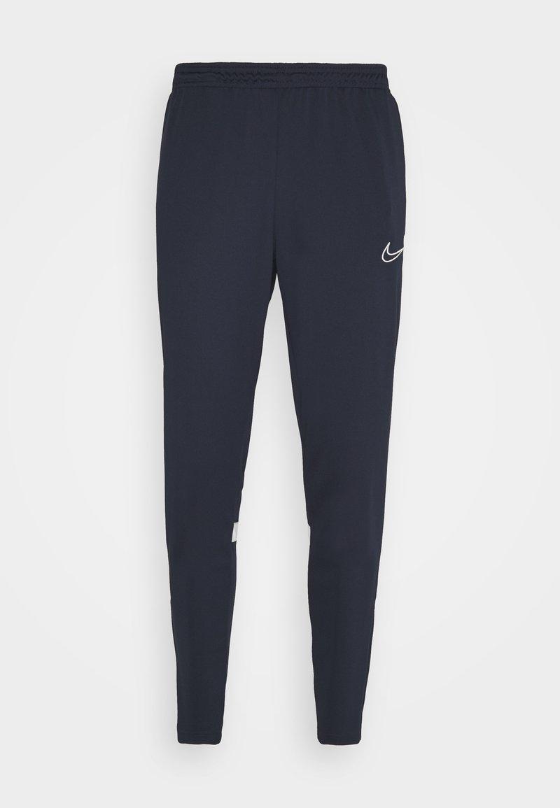 Nike Performance - ACADEMY 21 PANT - Pantalones deportivos - obsidian/white