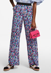 KARL LAGERFELD - Trousers - multi-coloured - 0