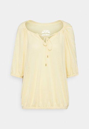 AVIE TEE - Basic T-shirt - charmomile