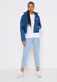 The North Face - CROPPED QUEST JACKET  - Hardshell jacket - monterey blue - 6