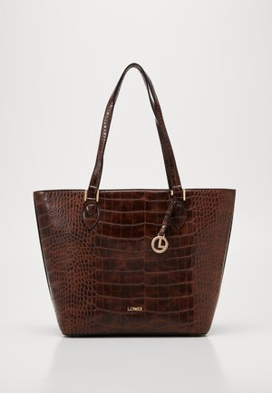 FEODORA - Shopping Bag - braun
