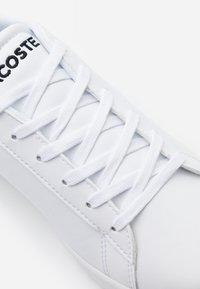 Lacoste - CARNABY - Tenisky - white - 5
