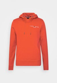 SMALL LOGO HOODY - Hoodie - orange