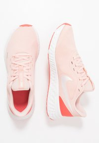 Nike Performance - REVOLUTION 5 - Neutral running shoes - washed coral/summit white/magic ember - 1