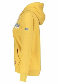 Superdry - Zip-up sweatshirt - gelb - 2
