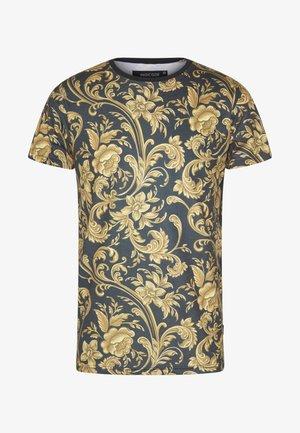 TOLEDO - T-shirt med print - black