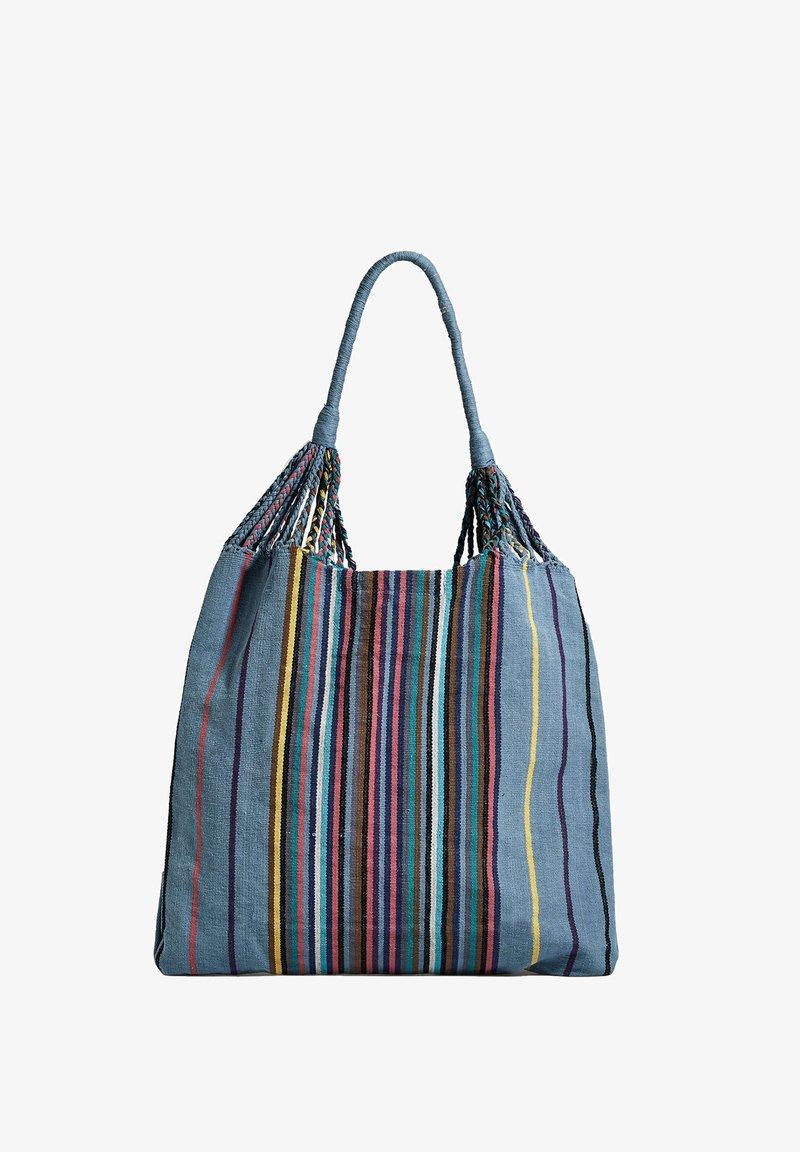 OYSHO - TASCHE - Tote bag - multi-coloured
