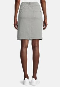 Cartoon - Pencil skirt - dusty pine - 2