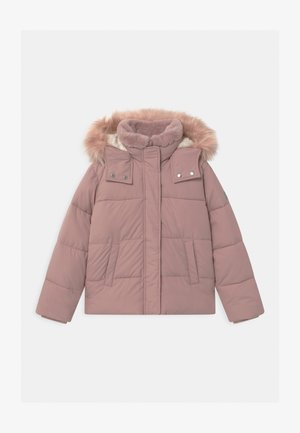 ESSENTIAL PUFFER - Winter jacket - mauve