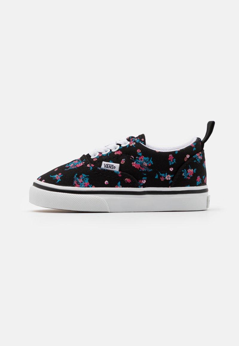 Vans - ERA ELASTIC LACE - Sneakers laag - black/true white