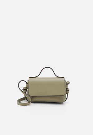 PIXIE MINI - Across body bag - light khaki