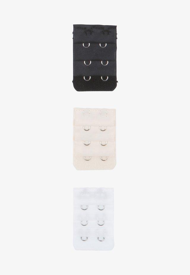 3 PACK - Sonstige Accessoires - white