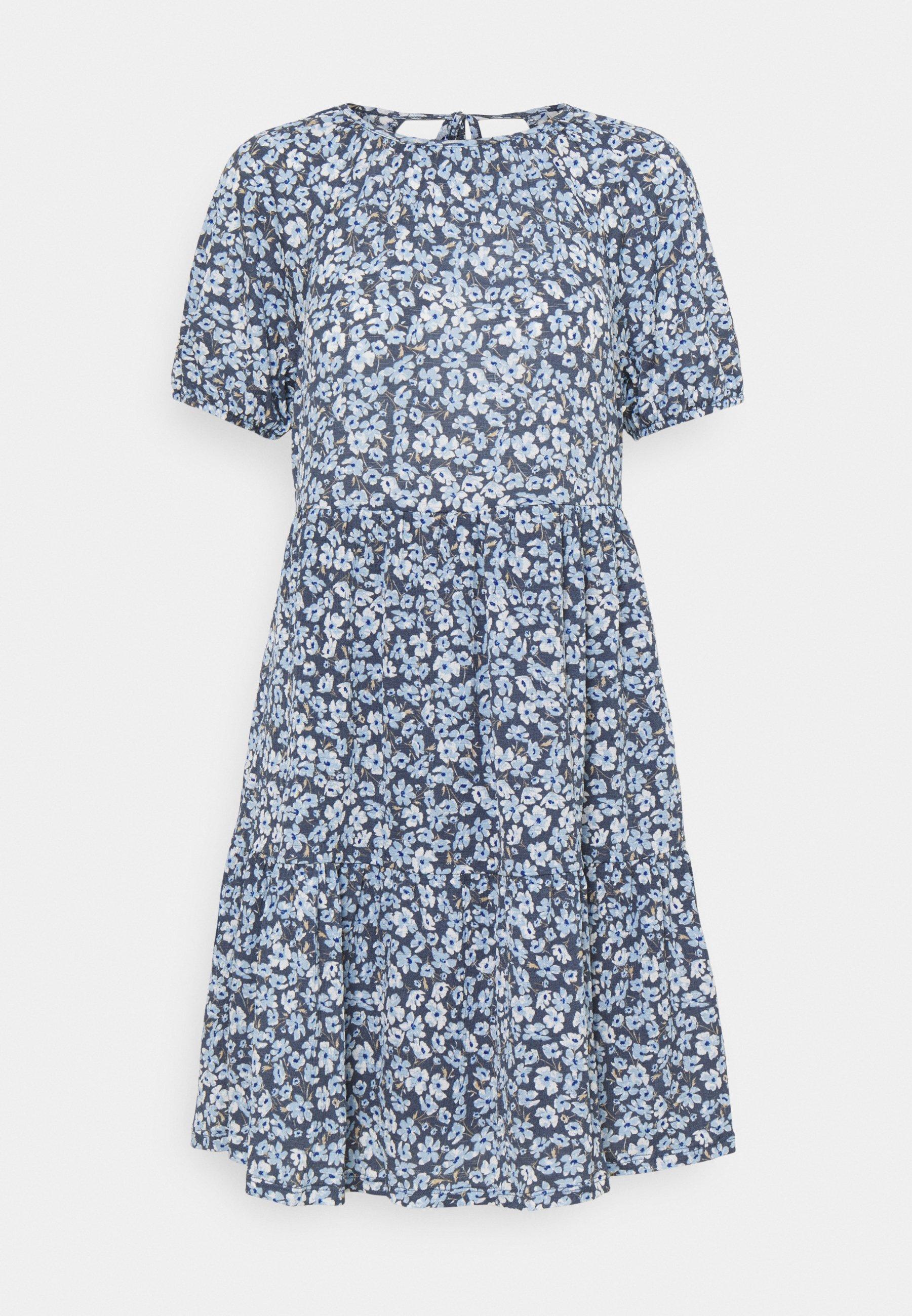 Women ONLPELLA OPEN BACK DRESS  - Day dress