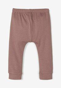 Name it - Pantalon de survêtement - twilight mauve - 1