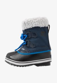 Sorel - YOOT PAC - Winter boots - collegiate navy/super blue - 1