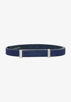 ANNA - Belt - midnight blue