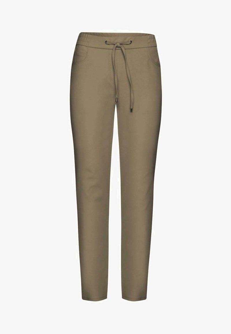 Frank Walder - Trousers - brown
