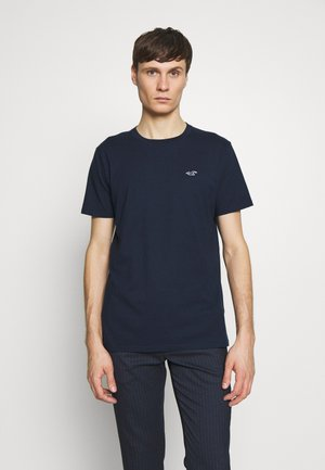 CREW SOLIDS - Basic T-shirt - navy