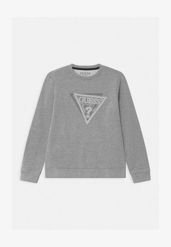 JUNIOR ACTIVE - Sweater - light heather grey
