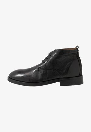 DARTMOOR - Lace-ups - black