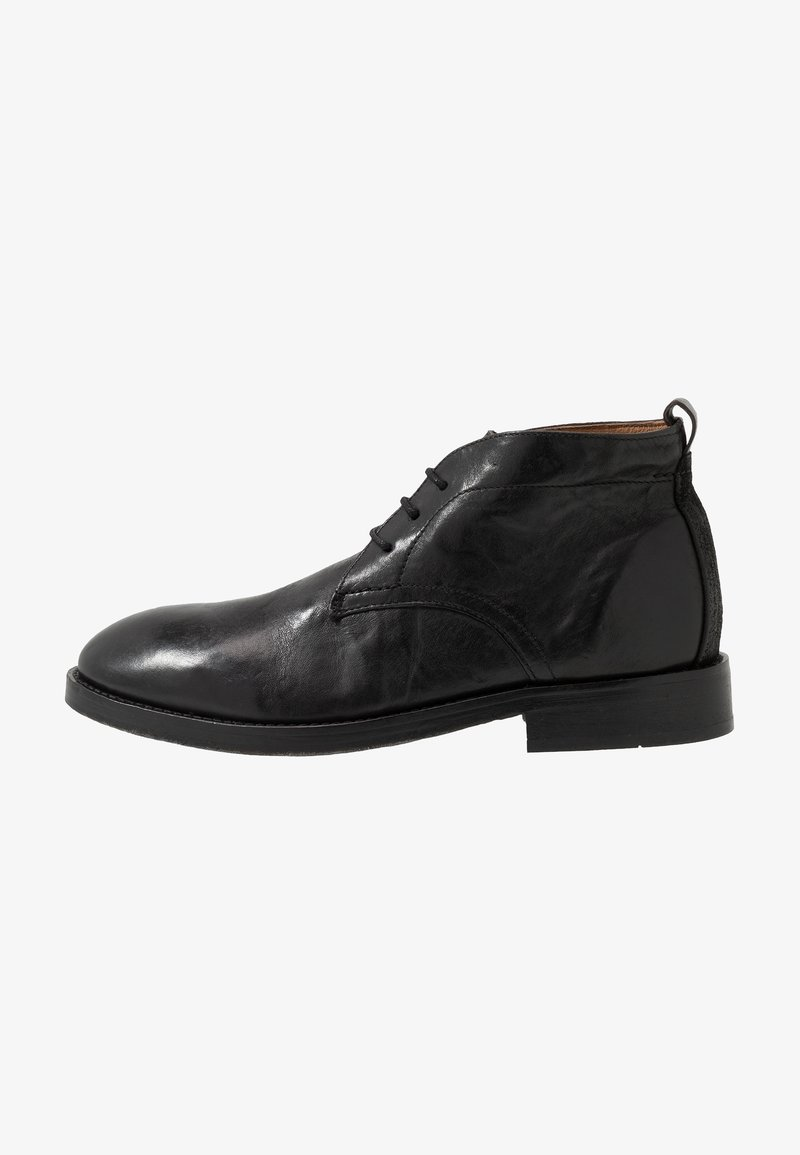Hudson London - DARTMOOR - Lace-ups - black