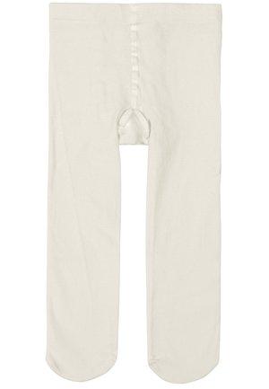 ULTRA BLICKDICHTE STRUMPFHOSE AUS BAUMWOLLE - Tights - nude/mottled beige