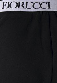 Fiorucci - WAISTBAND LOGO JOGGER - Tracksuit bottoms - black - 5