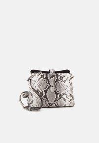 Calvin Klein - XBODY PYTHON - Across body bag - grey - 0
