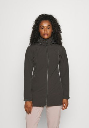 VANDERBILT - Soft shell jacket - dark green