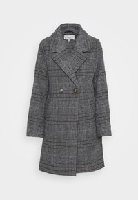 b.young - BYAMANO COAT - Kåpe / frakk - black - 4