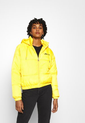 CAMILLA - Winter jacket - yellow
