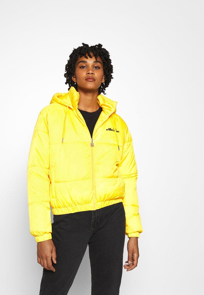 Ellesse - CAMILLA - Zimní bunda - yellow