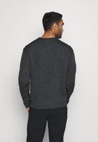Houdini - ALTO CREW - Sweater - dark grey melange - 2