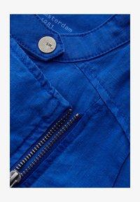 Sandwich - Faux leather jacket - hellblau - 1