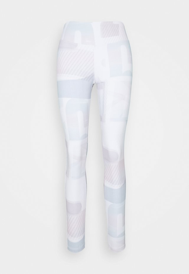 LUX BOLD  MEGAHER - Leggings - rose