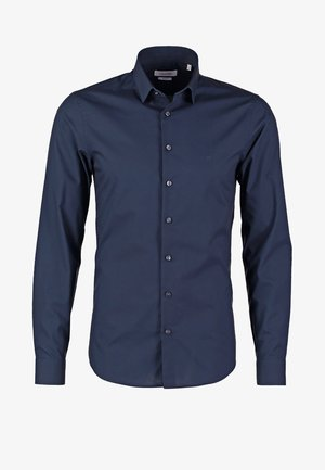 BARI SLIM FIT - Camisa elegante - blue