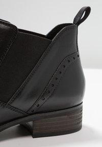 Pier One Wide Fit - WIDE FIT - Korte laarzen - black - 2