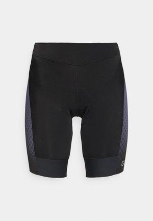 HAKKA WOMENS - Legging - black/graystone