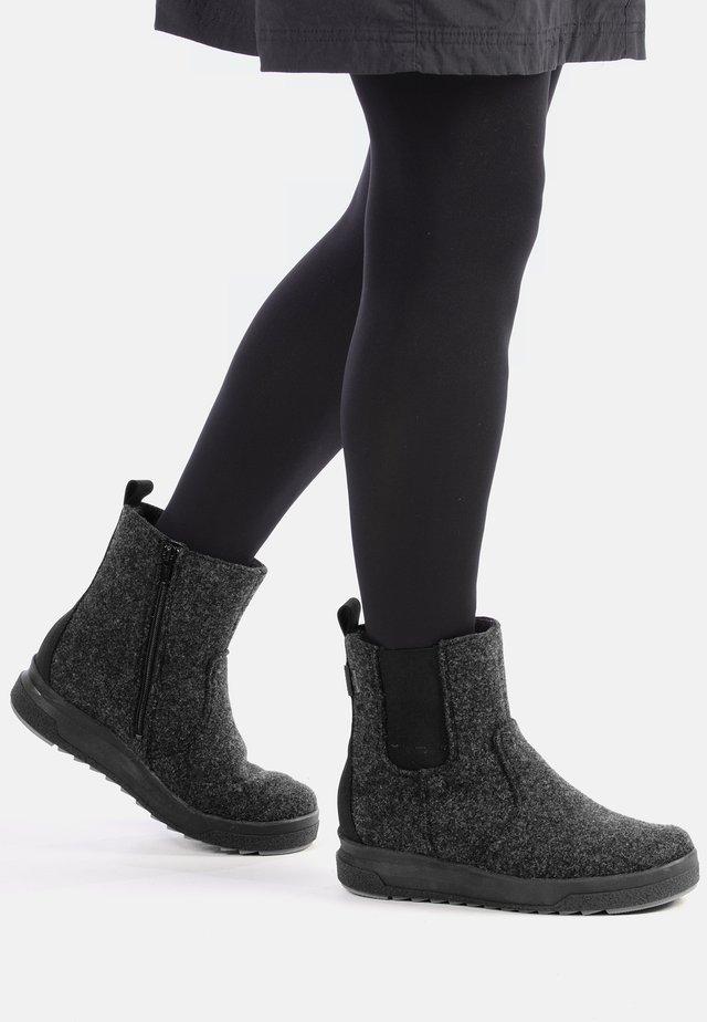 MALLA - WINTER BOOTS - Snowboots  - dark grey