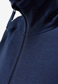 Haglöfs - HERON HOOD - Fleece jacket - tarn blue - 3