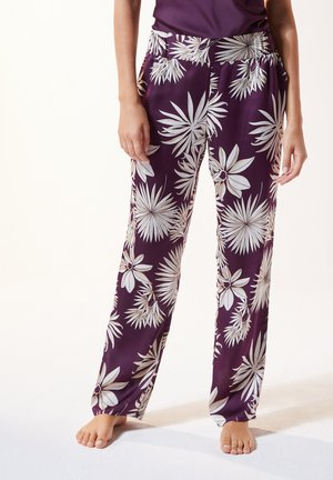 Pyjama bottoms - violet