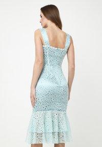 Madam-T - Cocktail dress / Party dress - hellgrün - 2