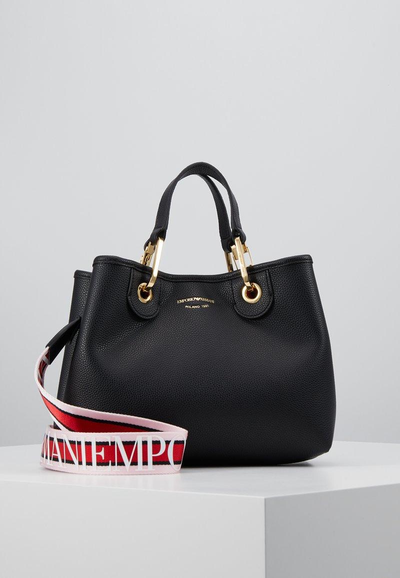 Emporio Armani - MYEA BAG - Kabelka - black