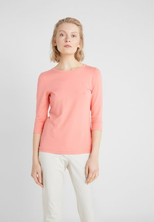 Long sleeved top - sorbet