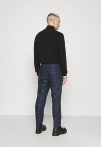 Shelby & Sons - MAYS TROUSER - Trousers - navy - 2