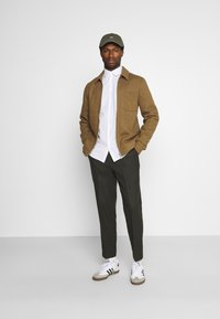Selected Homme - SLHREGNEW SHIRT - Košile - white - 1