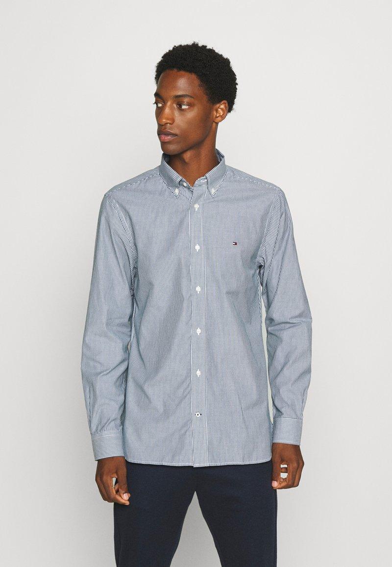 Tommy Hilfiger - PEACHED SOFT  - Shirt - blue